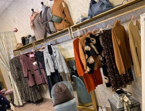 Umbau vom Rock&Top Fashionshop in Dresden Teil 1